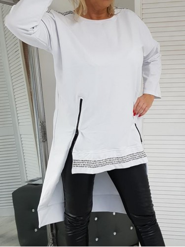 BLUZA CANCUN  WHITE